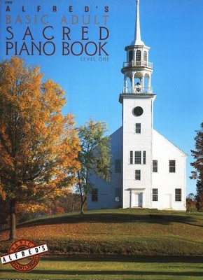 Alfred's Basic Adult Piano Course Sacred Book, Book 1   -     By: Willard Palmer, Morton Manus, Amanda Lethco