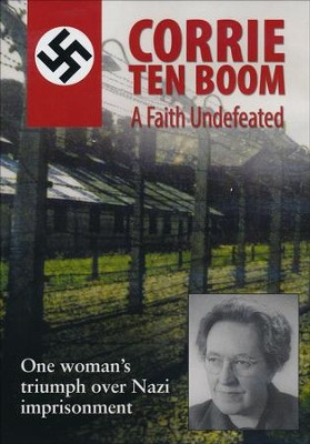 Corrie ten Boom: A Faith Undefeated, DVD   -