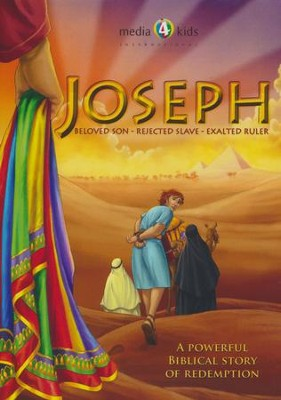 Joseph: Beloved Son, Rejected Slave, Exalted Ruler - DVD   -