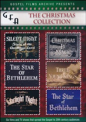 Gospel Films Archive: Christmas Collection   -