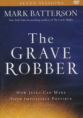 The Grave Robber DVD  -     By: Mark Batterson