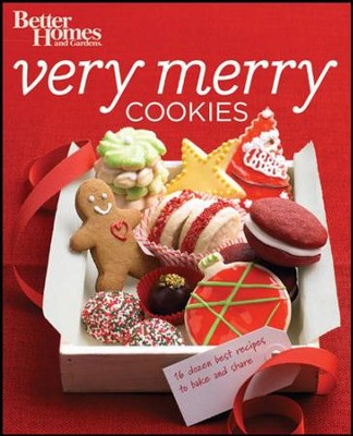 Better Homes & Gardens Very Merry Cookies  -