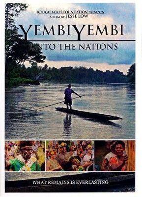 YembiYemb: Unto the Nations, DVD   -