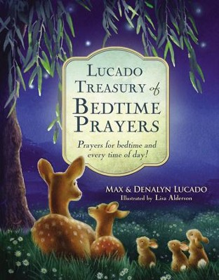 Lucado Treasury of Bedtime Prayers   -     By: Max Lucado