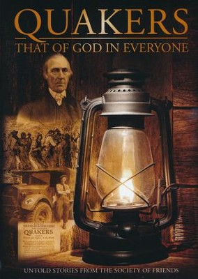 Quakers: That of God in Everyone, DVD   -