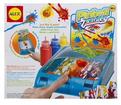 Pinball Painter   -
