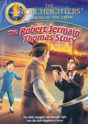 The Torchlighters Series: The Robert Jermain Thomas Story, DVD   -
