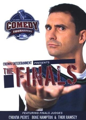 The Finals of Leland Klassen's Comedy Tournament, DVD   -