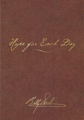Hope For Each Day Signature Edition  -     By: Billy Graham