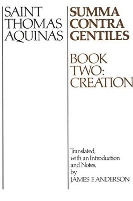 Summa Contra Gentiles, 2  -     By: Thomas Aquinas