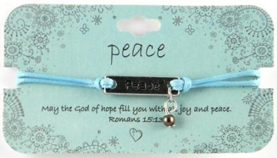 I Choose Peace Bracelet  -