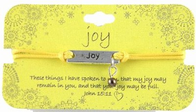 I Choose Joy Bracelet  -