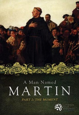 The Moment, Part 2: A Man Named Martin--DVD   -