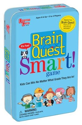 Brain Quest SMART Game Tin  -