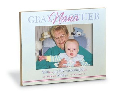 Nana You Inspire Me Photo Frame Christianbookcom