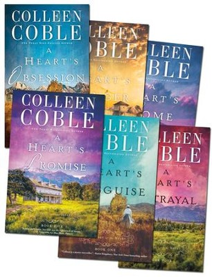 Journey of the Heart Series, Volumes 1-6   -     By: Colleen Coble