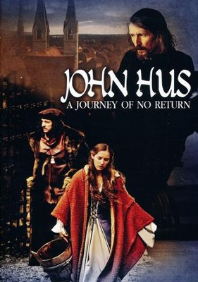 John Hus: Journey of No Return, DVD   -