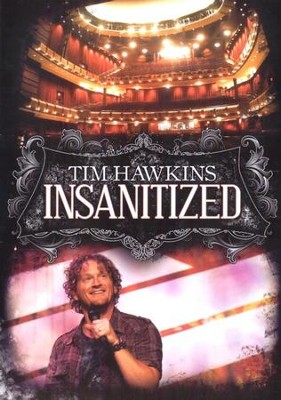 Insanitized, DVD   -     By: Tim Hawkins