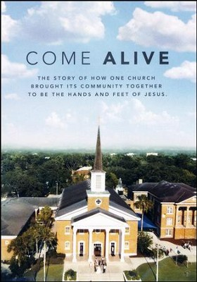 Come Alive, DVD   -
