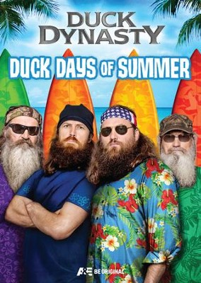 Duck Dynasty: Duck Days of Summer, DVD    -