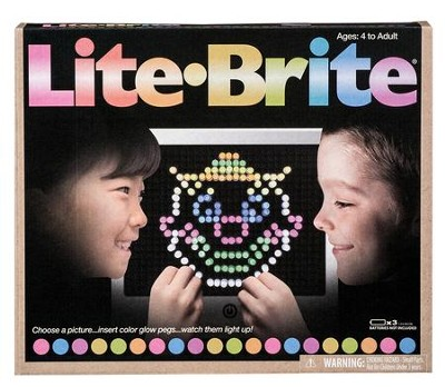 Lite Brite Magic Screen  -