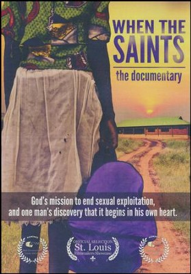 When the Saints: The Documentary, DVD   -