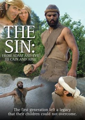 The Sin: From Adam and Eve to Can and Abel, DVD   -