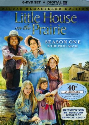 Little House On The Prairie - Season 1 Deluxe Remastered Edition  -