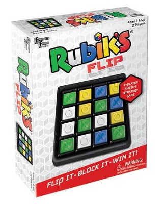 Rubik's Flip Game  -