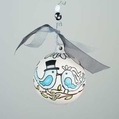 Forever And Always Ball Ornament  -