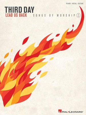 Lead Us Back: Songs of Worship (PVG)   -     By: Third Day