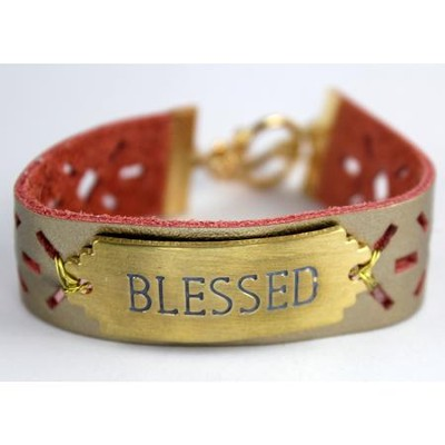 Blessed Bracelet, with Cross  -