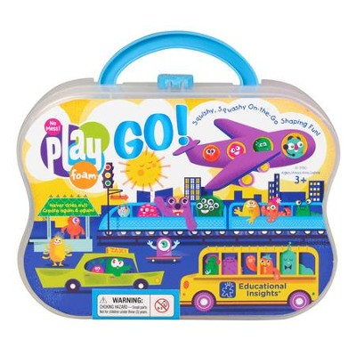 Playfoam GO! Portable Set  -