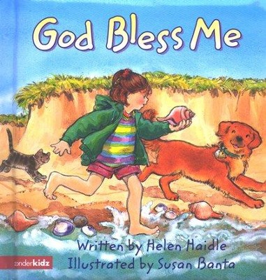 God Bless Me  -     By: Helen Haidle, David Haidle