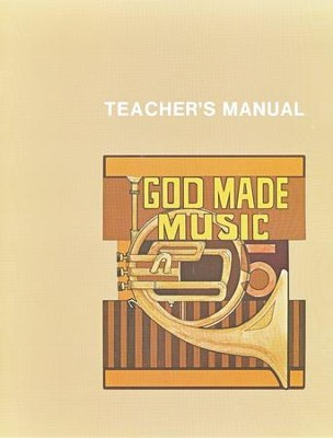 God Made Music 5, Teacher's Manual   -     By: Joe Swaim