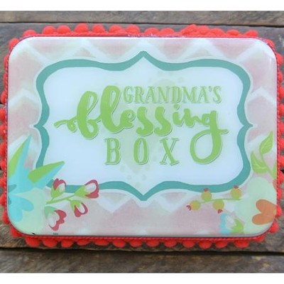 Blessing Box, Grandma  -