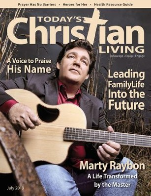 Today's Christian Living Magazine, 1 Year Canadian Subscription   -