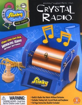 Crystal Radio   -