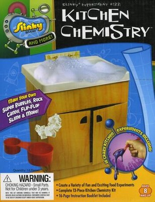 Kitchen Chemistry   -