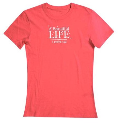 A Beautiful Life T-shirt: Adult XL  -