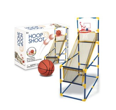 Hoop Shoot Basketball Game  -