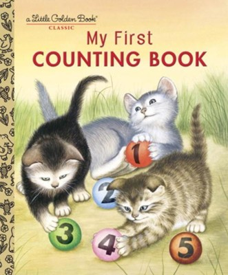 My First Counting Book  -     By: Lilian Moore