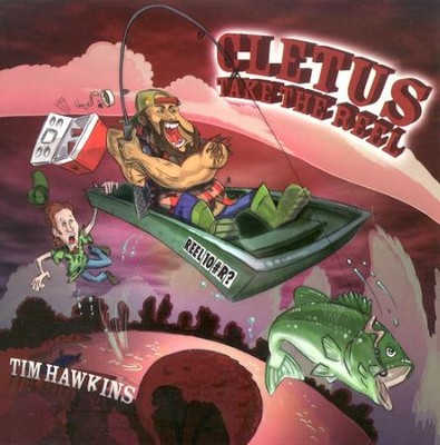 Cletus, Take the Reel CD  -     By: Tim Hawkins