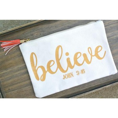 Believe Everything Bag  -
