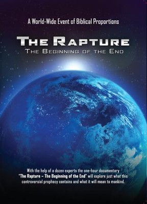 The Rapture: The Beginning of the End, DVD   -