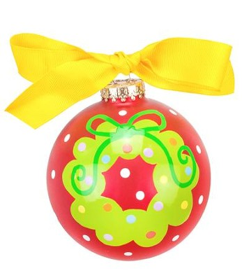 Wreath Ornament  -