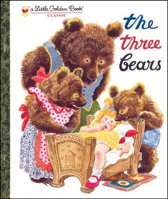 The Three Bears  -     By: Golden Books & Feodor Rojankovsky (Illustrator)     Illustrated By: Feodor Rojankovsky