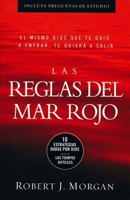 Reglas del Mar Rojo  (The Red Sea Rules)  -     By: Robert Morgan