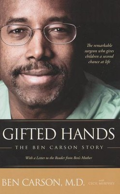 Gifted Hands: The Ben Carson Story - Slightly Imperfect  -     By: Dr. Ben Carson, Cecil Murphey