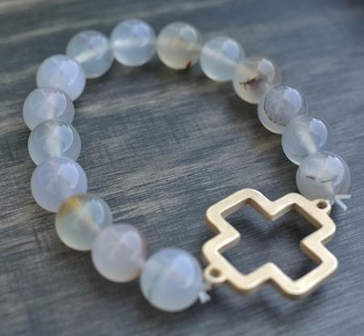 Willow Choose Love Stone Bracelet  -